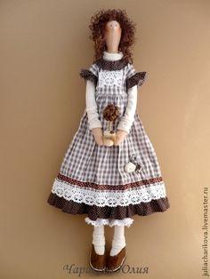 Tilda bonecas artesanais.  Mestres Feira - boho artesanal.  Março.  Março .. Handmade.