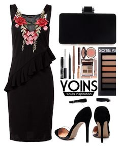 """""""YOINS 10/5"""" by tamsy13 ❤ liked on Polyvore featuring MAC Cosmetics, Charlotte Tilbury, yoins, yoinscollection and loveyoins"""