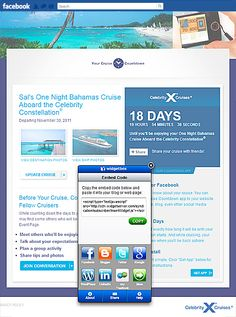 Social Cubix worked with a renowned agency to come up with the creative of the application as well as the strategy. We developed an application that allowed users to search for their trip details with deep integrations with the client's travel database. Upon finding their trip, users can meet with other travelers and interact with them prior to the trip. In addition, travelers can ask previous travelers questions around their experience to be better prepared for their trips.