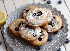 March 10   National Blueberry Popover Day