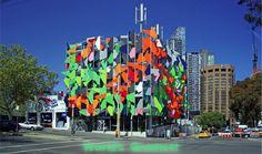 Pixel Buiilding: world greenest Building