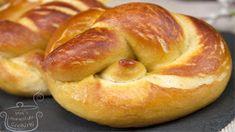 Αγαπημενα πρετσελ Βαυαριας (pretzel)!!!! Pretzel, Bagel, Doughnut, Bread, Cooking, Desserts, Recipes, Food, Kitchen