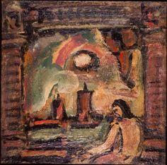Georges Rouault, Passion, 1938