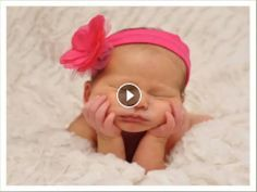 DIGITAL PHOTOGRAPHY VIDEO TIP:  How to Photograph a New-Born Baby #photography http://digitalcamerashowcase.com/videos/how-to-photograph-a-new-born-baby/