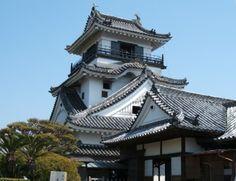 Kouchi Castle Japan  高知城 高知県 日本