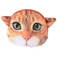 Oranssi Kissa Laukku | Cybershop