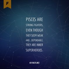 #facts about #pisces #woman and #man #zodiac