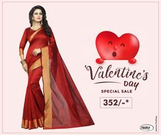 Get Valentine's Day ready without spending thousands of bucks. Check Valentine's Day offers now. Valentine Day Offers, Valentine Day Special, Valentines, Online Shopping For Women, Online Fashion Stores, Sale Of The Day, Textile Market, Kids Lehenga, Shop Till You Drop
