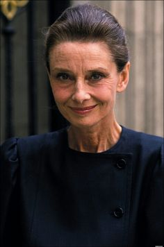 Amazing Audrey Hepburn Remember, if you ever need a helping hand, you'll find one at the end of your arm. As you grow older you will discover that you have two hands. One for helping yourself, the other for helping others