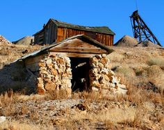 abandoned  mines in northern nevada | The Nevada gold mines date back to the year 1849. This ... | Old Mines