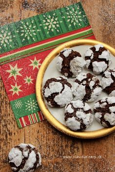 Gluten Free Christmas Cookies, Snowball, Holiday Baking, Acai Bowl, Food And Drink, Sweets, Chocolate, Breakfast, Desserts