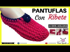 ✅ Slippers and slippers with two-needle edges Crochet Hooks, Crochet Top, Baby Sandals, Afghan Crochet Patterns, Crochet Slippers, Chopsticks, Knitting Socks, Youtube, Shoes