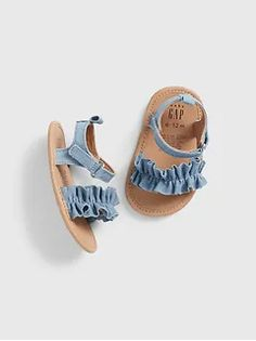 Shop baby girl shoes at Gap and find cute sandals, flats, booties and sneakers. Find a variety of sizes and styles of adorable baby shoes. Cute Baby Shoes, Baby Girl Shoes, Cute Baby Girl, Girls Shoes, Baby Baby, Little Girl Outfits, Toddler Girl Outfits, Toddler Shoes, Toddler Girls