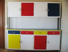 Image result for cupboards mondrian