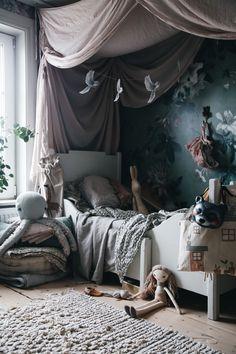 Room Ideas Bedroom, Girls Bedroom, Bedroom Decor, Kids Room Design, Little Girl Rooms, Home And Deco, Dream Rooms, My New Room, House Rooms
