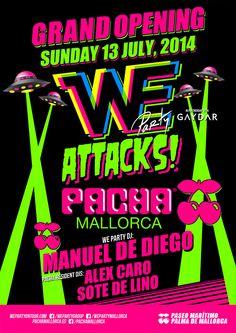 We Pacha Mallorca