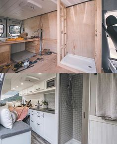 "Vanlife || #ThatsVangasmic on Instagram: ""Another amazing before & after - what do you think? Swipe to see more 😍🙌 