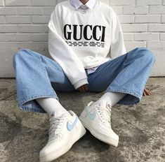 Fashion Streetwear streetculture Sneaker Basket mode homme femme - Best Women's and Men's Streetwear Fashion Ideas, Combines, Tips Aesthetic Fashion, Look Fashion, Aesthetic Clothes, Mens Fashion, Urban Aesthetic, Fashion Photo, Retro Outfits, Trendy Outfits, Vintage Outfits