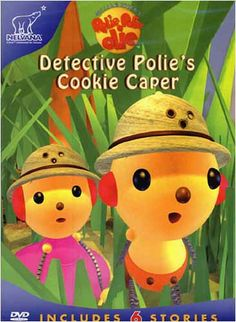 Rolie Polie Olie - Detective Polie s Cookie Caper DVD Movie Movie Gifs, Movie Tv, My Childhood, Detective, Pikachu, Cookies, Christmas Ornaments, Kids, Fictional Characters