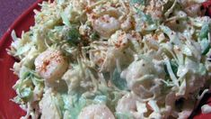 SHRIMP SLAW Red Lobster Recipe Serves 3 cups shredded cabbage 1 cups shredded spinach 1 cup very thinly sliced celery 8 . Lobster Recipes, Shrimp Recipes, Shrimp Appetizers, Slaw Recipes, Copycat Recipes, Healthy Recipes, Red Lobster Restaurant, Chinese Restaurant, Southern Coleslaw