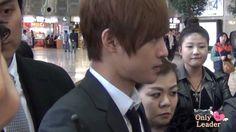 2012.03.24 Kim hyun joong fancam @ Gimpo Airport /TIME 2:07 - POSTED 24MAR2012