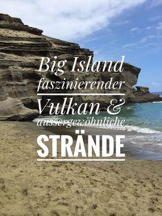 Big Island ist die grösste der Hawaiianischen Inseln. Fast alle Klimazonen können erlebt werden und die unglaubliche Natur lädt zum entdecken ein!
