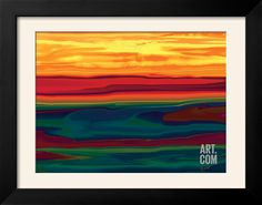 Sunset in Ottawa valley Photographic Print by Rabi Khan at Art.com