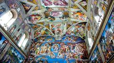Sixtinska kapellet, Rom