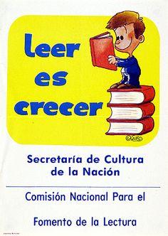 Leer es crecer / Cúneo [199-?]