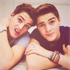 Jack & Finn Harries/JacksGap (Youtubers)