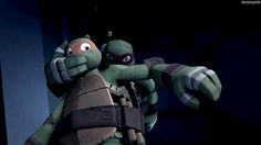 This was the first episode i ever saw of TMNT