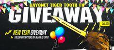 BAYONET TIGER TOOTH FN #giveaway #sorteio #sorteo #csgo #steam