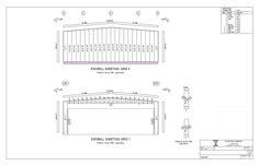 Zárófal fóliák - Minőség előre megtervezett Metal Building Systems az R & M Steel