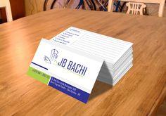 Cartão de Visita JB Bachi