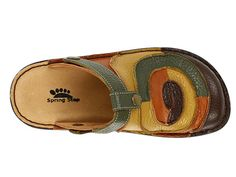 Spring Step Lollipop Blue Multi Leather - Zappos.com Free Shipping BOTH Ways