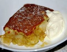 Koeke en Terte – Page 8 – Boerekos – Kook met Nostalgie Tart Recipes, Pudding Recipes, Sweet Recipes, Baking Recipes, Yummy Recipes, No Bake Desserts, Dessert Recipes, Baking Desserts, Hot Desserts