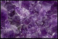 Once amethyst was found to be a rather abundant stone, it's value decreased considerably. Description from musingsfrommarsh.blogspot.in. I searched for this on bing.com/images