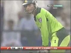 Brilliant  Performance of Abdul Razzaq Vs South Africa In Abu Dhabi UAE (31st oct 2010) - YouTube