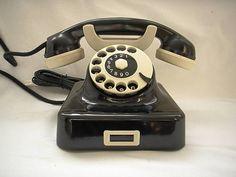 TELEPHONE- ART DECO STYLE BAKELITE