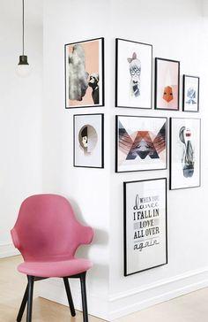 Art around a corner