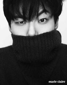 Ryu Jun Yeol - Marie Claire Magazine October Issue... - Korean photoshoots