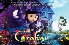 FILME   Coraline e o mundo secreto! - La Lune