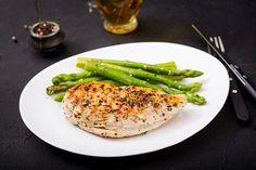 Gå ner 2-3 kg på en vecka med våra kickstartsrecept Swedish Recipes, New Recipes, Healthy Recipes, 5 2 Diet, Good Food, Yummy Food, Avocado Egg, Salmon Burgers, Food Videos