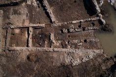 Chrám tajemného boha Mithry byl objeven poprvé na Korsice. Zřejmě ho zničili křesťané