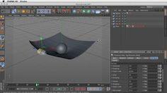 Quick Tip: Rigging Elastic Surfaces in Cinema 4D