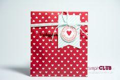 DSC_2956 Stampin Up Sweetheart Treat Bags Leckereien-Tüte mit Liebe Gefüllt Love You More Liebesgrüße