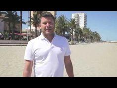 Joaquín Reyes y la Felicidad en la Costa Cálida. Región de Murcia #ComunidadDeLaSonrisa - YouTube