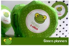 Sapo Pepe Planners, Baby Shower, Frogs, Happy Day, Valentino, Sisters, Birthdays, Weddings, Party