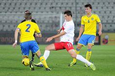 Mecz Polska - Szwecja U-21