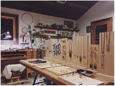 Love Tiro Tiro's displays.